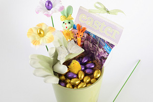 ymal easter pot