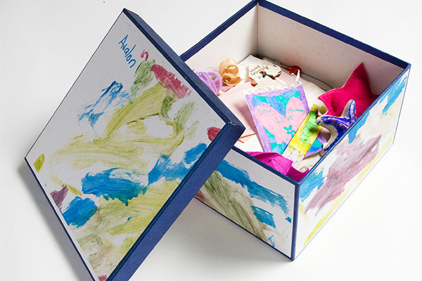 I Love You Boxes Mothers Day Craft Ideas Celebrate