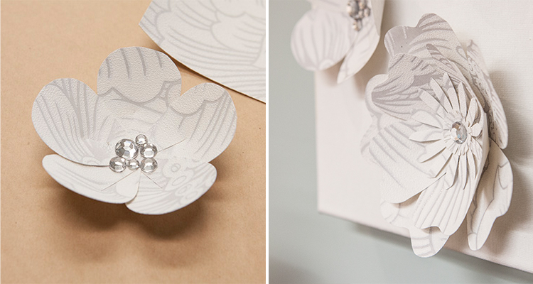 3D Paper Flower Wall Art   Tara Dennis