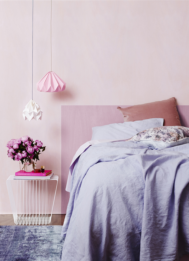 pink wall bedroom 7 bedroom paint colours that look amazing 12892